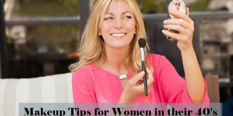Makeup Tips for Women in their 40's