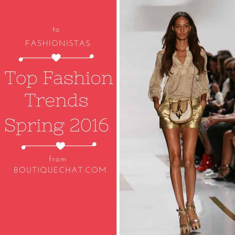 Want to know the latest fashion trends for this spring?hellip