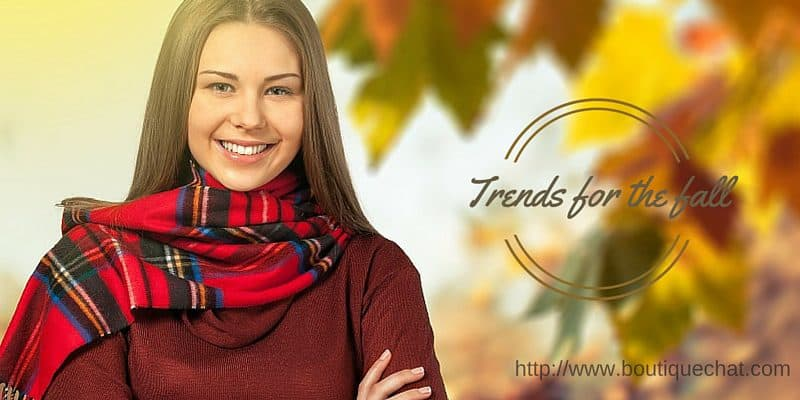 Trends for the Fall