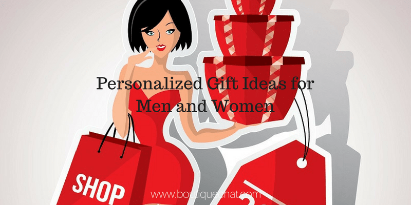 Personalized Gift Ideas for Men and Women
