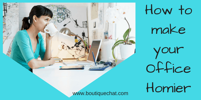 Office Decor: How to Make Your Office Homier