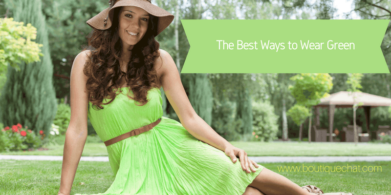 The Best Ways to Wear Green